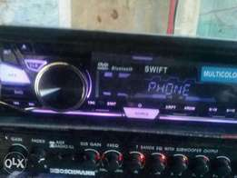 SWIFT Dvd Bluetooth Stereo