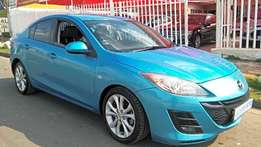2010 Mazda 3 1.6 Dynamic Still In A Very Good Condition For Sale
