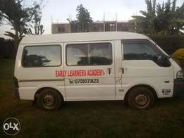 Mazda bongo van for sale.