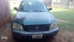 Barely used Honda CRV for sale