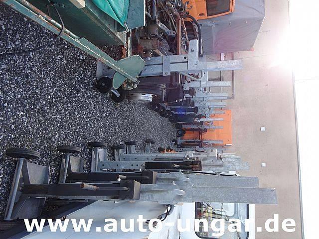 Küpper-Weisser ASSK Abstellfüße für Salzstreuer 1.200kg - 2007