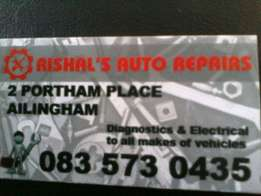 Mechanical and auto electrical repairs all vehicles