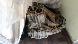 toyota corolla prof gearbox stripped