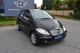 2005 Mercedes benz A170 elegance in good condition