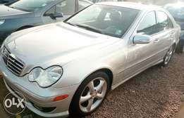 Very Clean 2006 Mercedes Benz C230