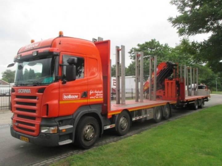 Scania R420 MET - 2008