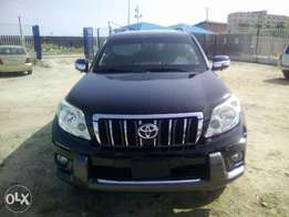 Land cruiser Prado bullet proof