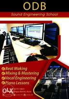 Sound engineering school