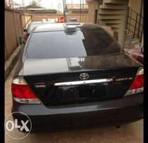 Clean Tokunbo Toyota Camry 2006 Black