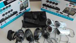 FULL HD CCTV d.i.y installation kit / security system on Sale!!