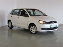 2011 Volkswagen Polo 1.4i Trend 5dr