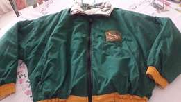 Original SA Rugby Reverseable Jacket