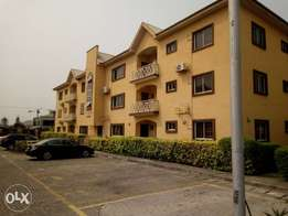 3bedroom flat with BQ in an Estate with 24hours light by Osapa-London