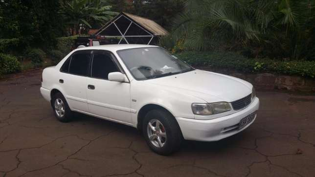 2000 Toyota Corolla 110 Locally used, very clean Westlands - image 1