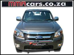 2010 FORD RANGER 3.0TDCI HI TRAIL XLE automatic – DOUBLE CAB R199,890