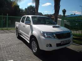 Toyota Hilux 2.5 D-4d Raider R/b P/u D/c for sale