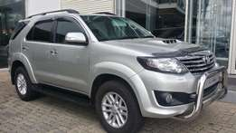 2014 Toyota Fortuner 3.0D-4D RB A/T