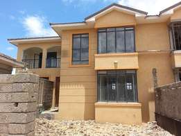 Syokimau 4 Bedroom Townhouse For Sale