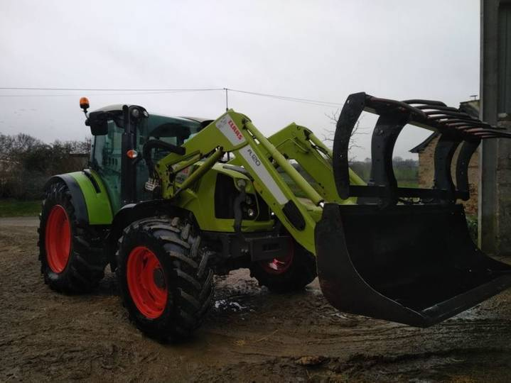 Claas arion 440 cis - 2017