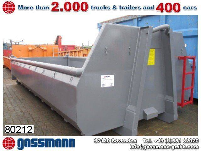Andere Abrollcontainer Klappe ca. 11m³