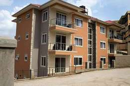 Fully furnished apartments for rent in Nsambya.