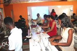 Professional Tailoring, Dressmaking, Fashion Design Training Classes