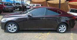 2012 Lexus IS250 for sale
