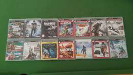 Ps3 awesome games R100 per game
