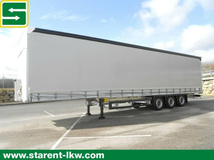 Schmitz Cargobull Varios, Hubdach, Liftachse, XL-Zertifikat, NEU - 2019