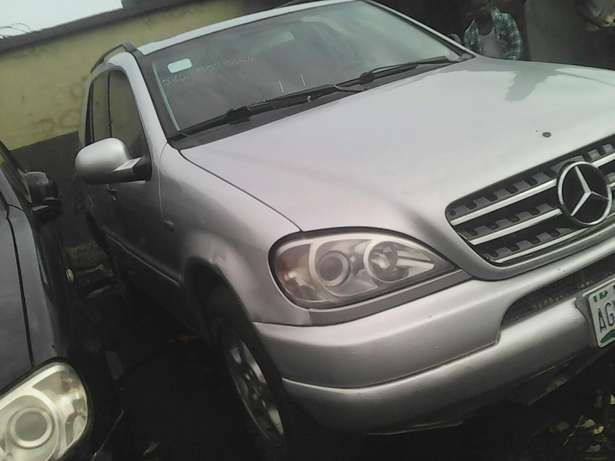 M Benz ML320 for sale Lagos Mainland - image 2