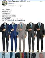 Suites good quality all sizes
