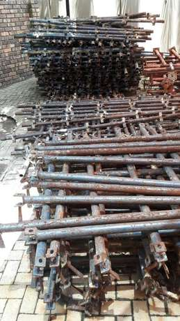 GTX Girder Beams and Scaffolding - What a Bargain!! Witbank - image 4