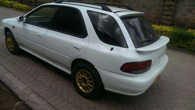 Super deal on a 1999 Subaru Impreza Manual 1500cc Karen - image 5