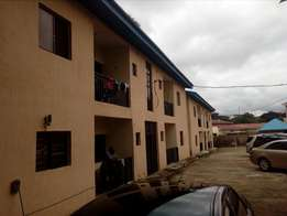 Block of 8Nos 3 bedroom flats with BQ in a 1 storey in Garki for sale