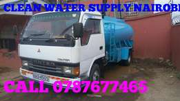 Clean Water Services Nairobi