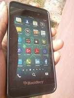 BlackBerry z10 Android
