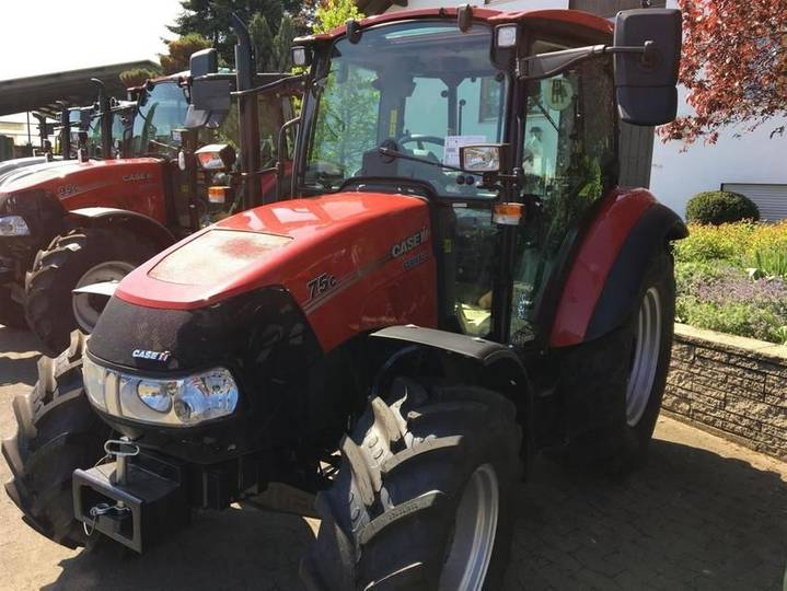 Case IH farmall 75c ps+ac - 2019
