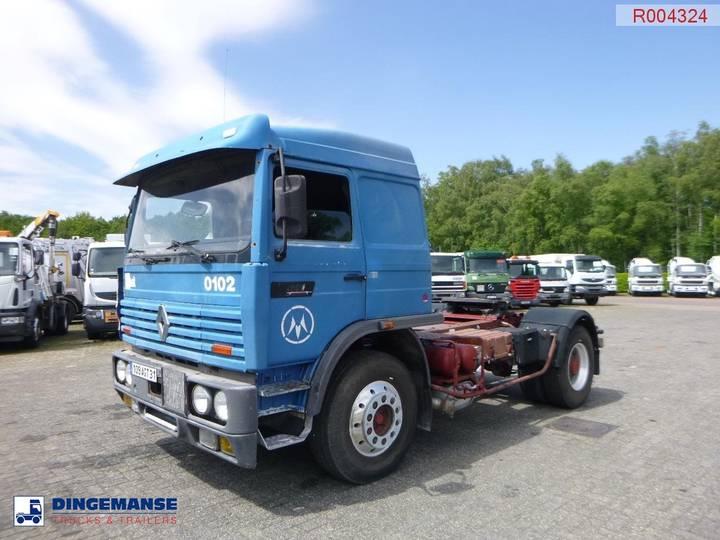 Renault G 330 4x2 manual / steel suspension - 1991