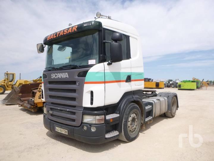 Scania R480 4x2 - 2007