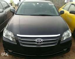 Toyota Avalon 2007 direct tokunbo very clean