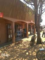 Commercial building for sale in bweyogerere-kiwanga for sale