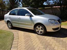 2008 Volkswagen Polo Classic 1.9tdi Only 163000km with a FSH