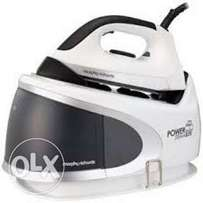 Morphy Richards Power steam Pro garment grime buster