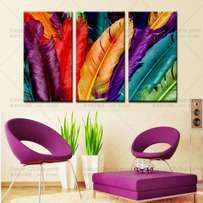 Abstract Painting Wall Art Work Pictures Home Decor