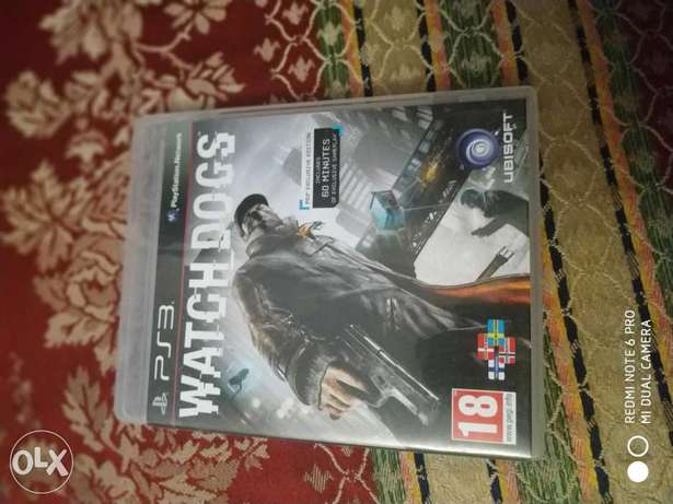 Watch Dogs for PlayStation 3