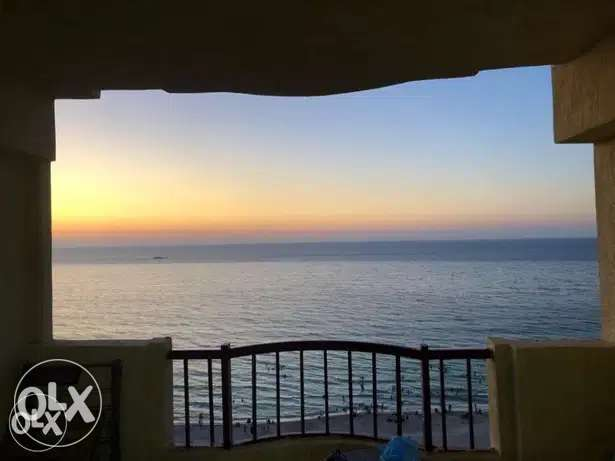 For rent a apart...on the sea in panorama, Safa beach, north coast