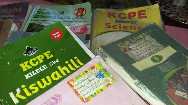 Class 8 books used good condition Ganjoni - image 2