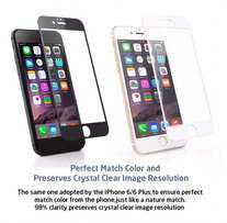 Full Screen Iphone 6 / 6 Plus Tempered Glass