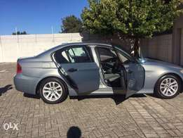nearly new BMW 2007 model for sale and It's manage by female driver