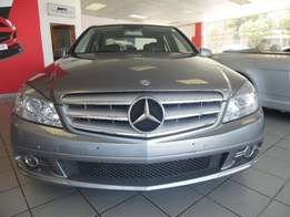 2010 Mercedes Benz C180 Avantgaurde BE Kompressor Auto